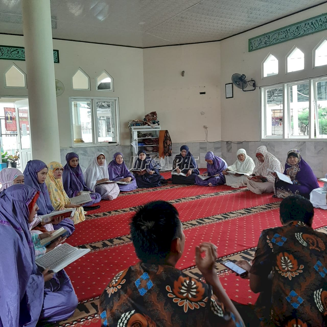Religious Saturday, Inovasi WBK di LPP Bandar Lampung