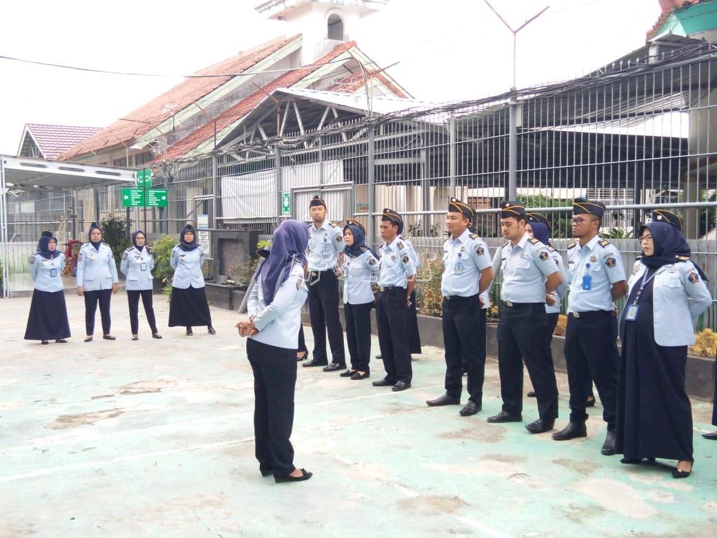 Petugas LPP Bandar Lampung Berbagi Ilmu di In House Training