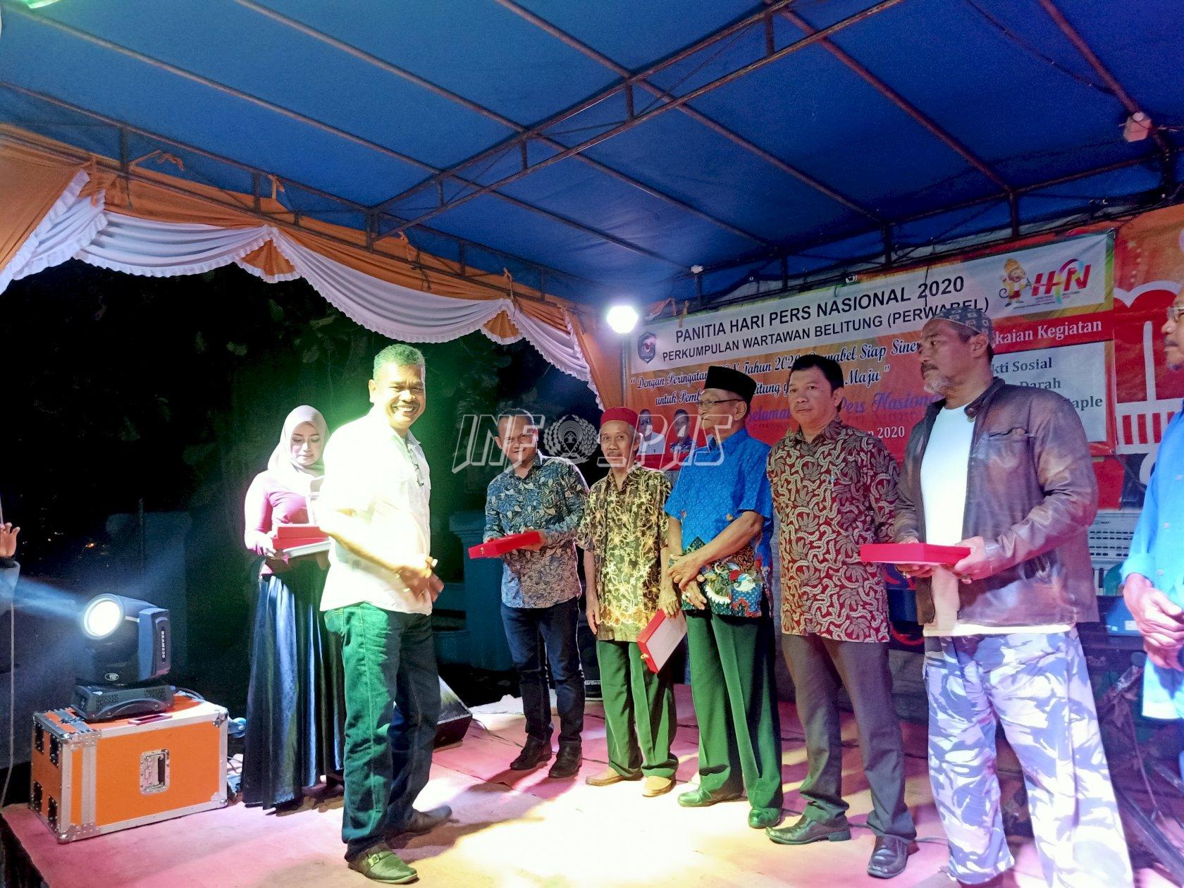 Kalapas Tanjungpandan Berharap Pers Dukung Program Pembinaan di Lapas