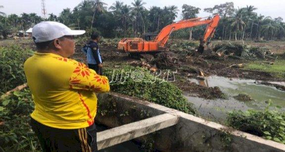LPN Langsa Manfaatkan Lahan Kosong Jadi Perkebunan, Peternakan, dan Perikanan