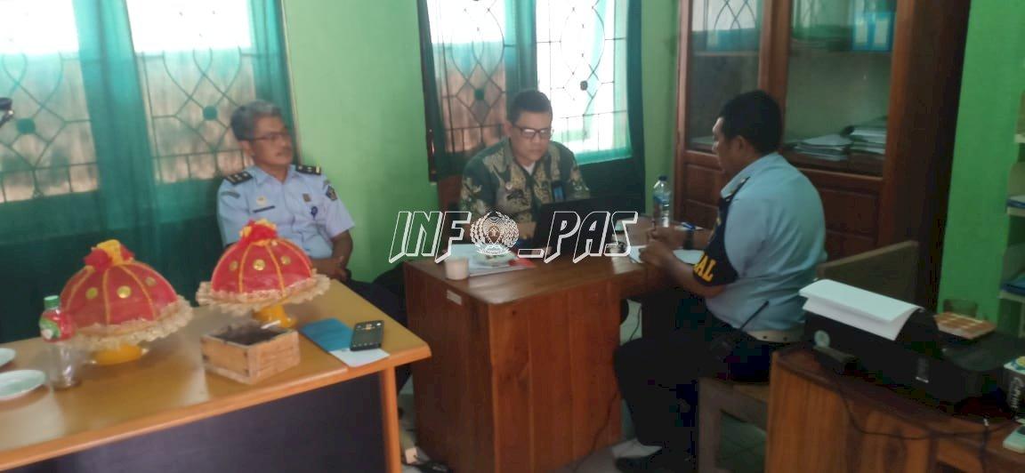Kedatangan Tim Survei Balitbangkumham, Rutan Unaaha Tuai Pujian