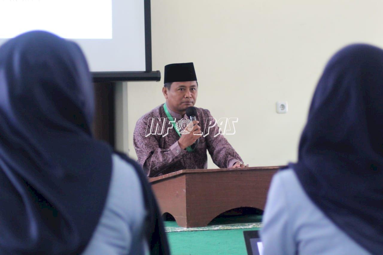 Tingkatkan Iman & Taqwa, Petugas LPP Jakarta Ikuti Siraman Rohani
