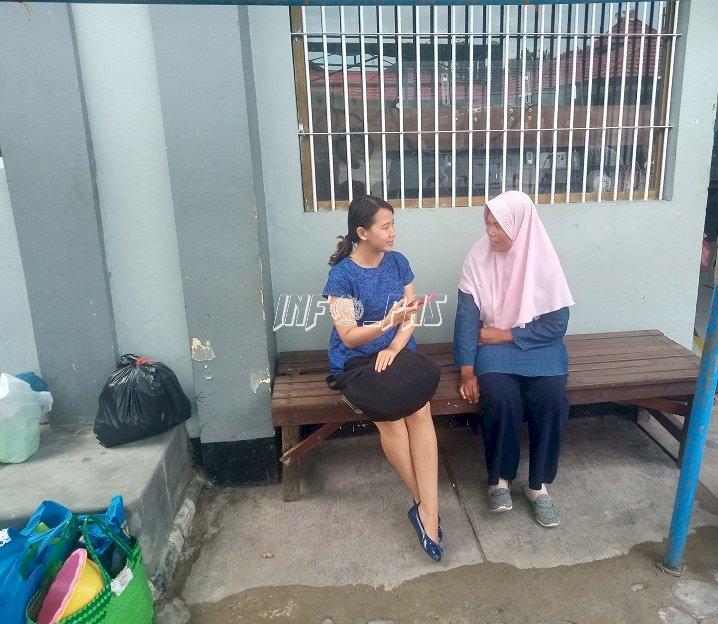 Tim Balitbangkumham Lakukan Survei di Lapas Sampit