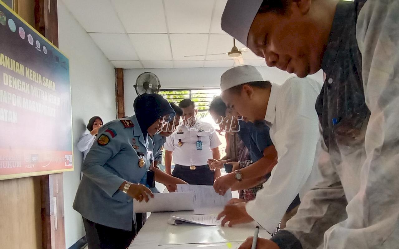 Rangkul 10 Mitra Kerja, Bapas Jakarta Timur-Utara Bentuk Pokmas Peduli Pemasyarakatan