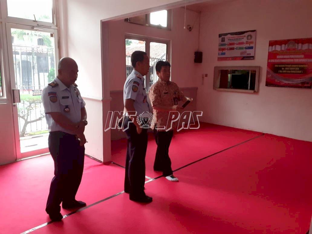 Disurvei Balitbang Hukum & HAM, Lapas Rangkasbitung Optimis Raih WBK/WBBM