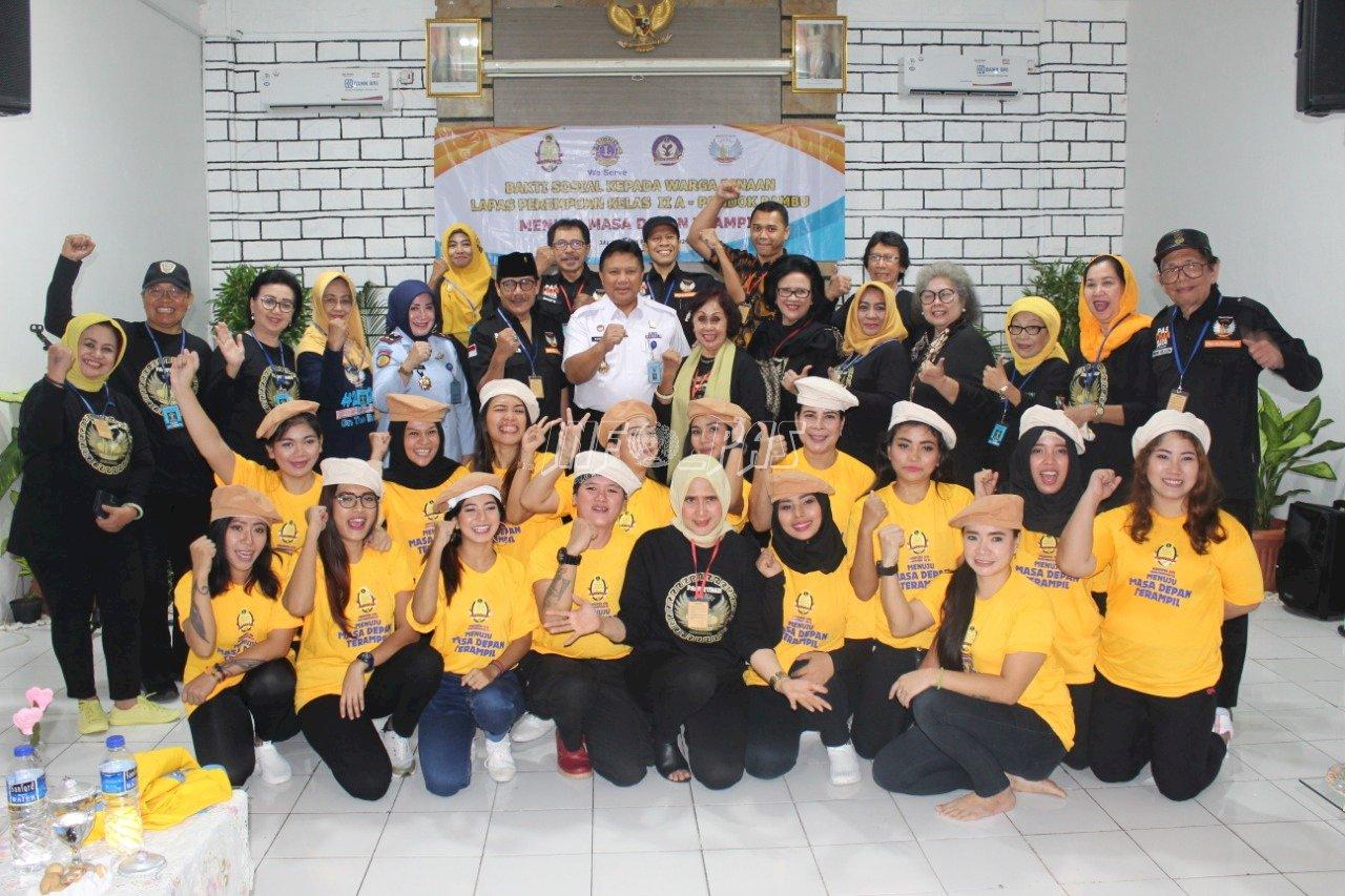 LPP Jakarta Hasilkan WBP Bersertifikasi