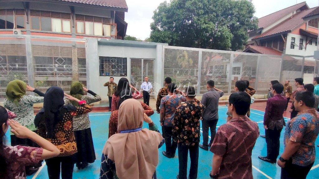 Jajaran LPKA Jakarta Didorong Tingkatkan Pelayanan Publik