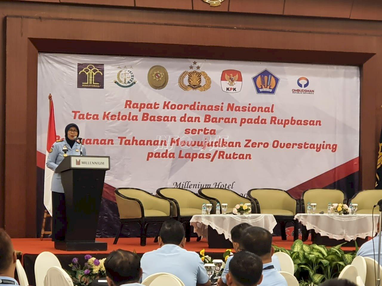 Sinergi APH, Solusi Tata Kelola Rupbasan & Overstaying di Lapas/Rutan