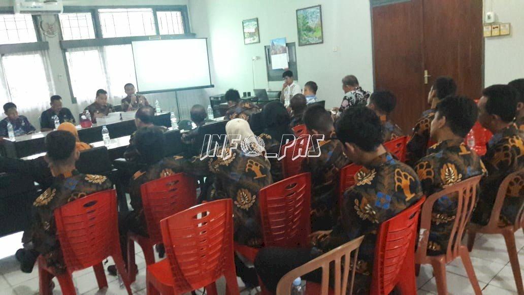Lapas Sragen Terima Studi Tiru WBK Rutan Purworejo
