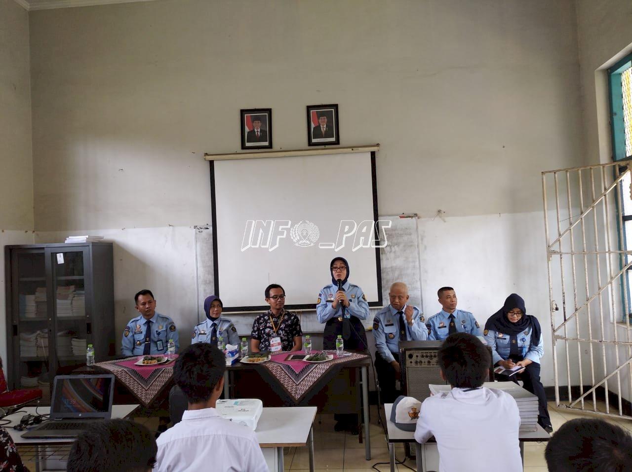Siswa SMK Istimewa LPKA Tangerang Ikuti Technical Training Level I