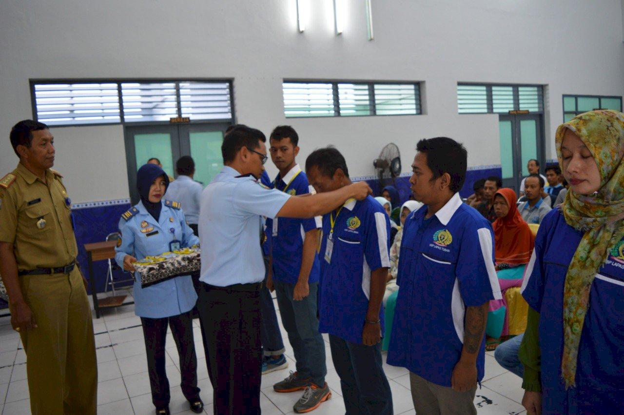 Gandeng BLK, 120 Warga Binaan Lapas Tuban Siap Digodok Jadi Ahli yang Bersertifikat