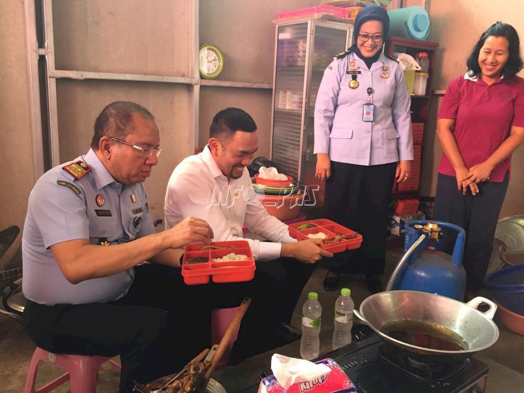 Masa Reses, Komisi III DPR Sambangi LPP dan Lapas Yogyakarta