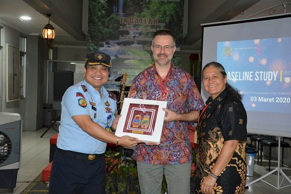 Datangi LPN Jakarta, Reclassering Netherland Bahas Rehabilitasi & Reintegrasi Narapidana