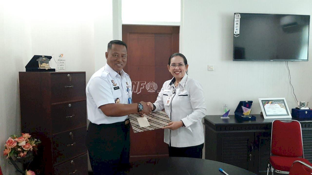 Lapas Ambon Jalin PKS Dengan Dinkes Kota Ambon