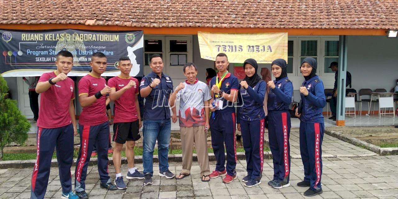 Ada Sosok Karupbasan Jakbar & Tangerang Di Balik Kesuksesan Taruna Politeknik Juarai OPTK 2020