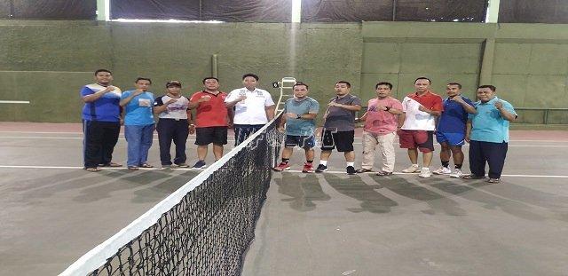 Olahraga Tenis Tingkatkan Silaturahmi UPT Pemasyarakatan se-eks Karesidenan Pati