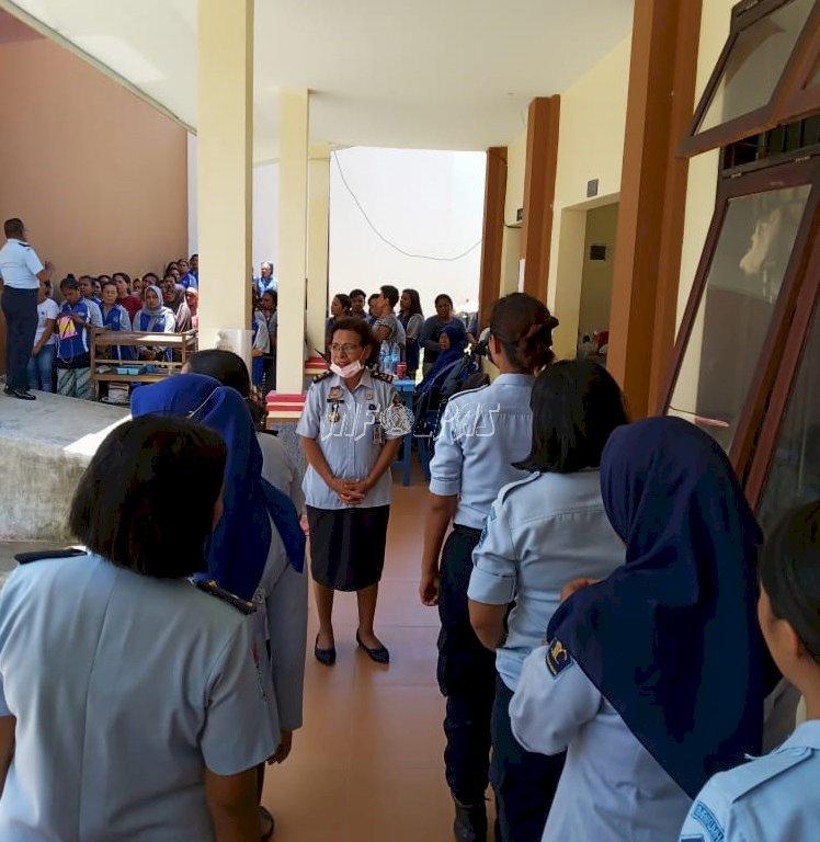 Kanwil Maluku Pantau Kamtib Jelang Pemindahan LPP Ambon ke Gedung Baru