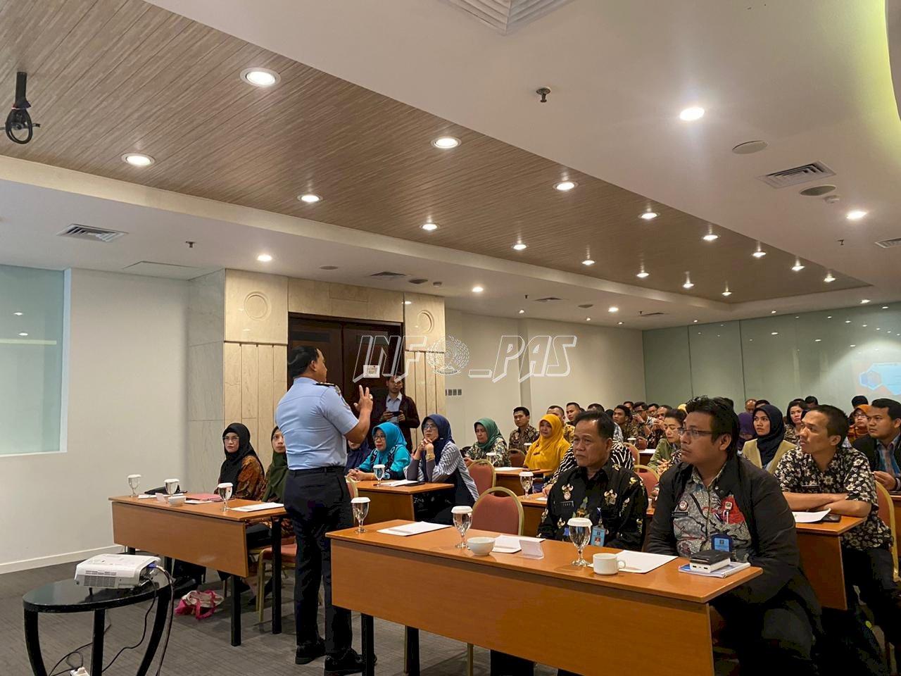Penyusunan Postur Anggaran, Speed Up Pemasyarakatan Bersih Melayani