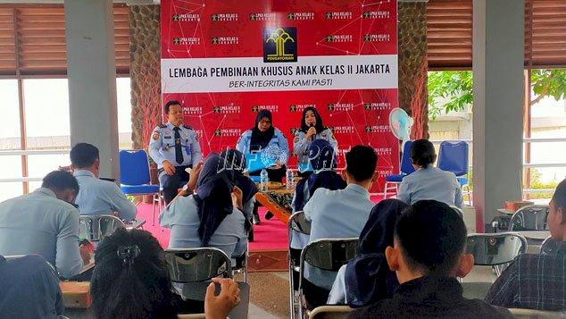 Gelar 3 Kegiatan, Ini Kata Kepala LPKA Jakarta