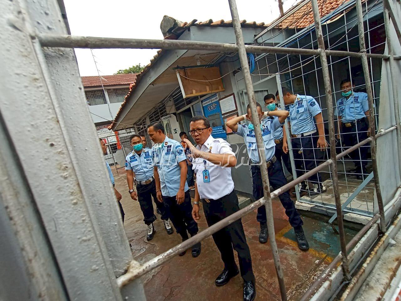 Antisipasi Penyebaran Covid-19 di UPT Pemasyarakatan Wilayah Ciayumajakuning