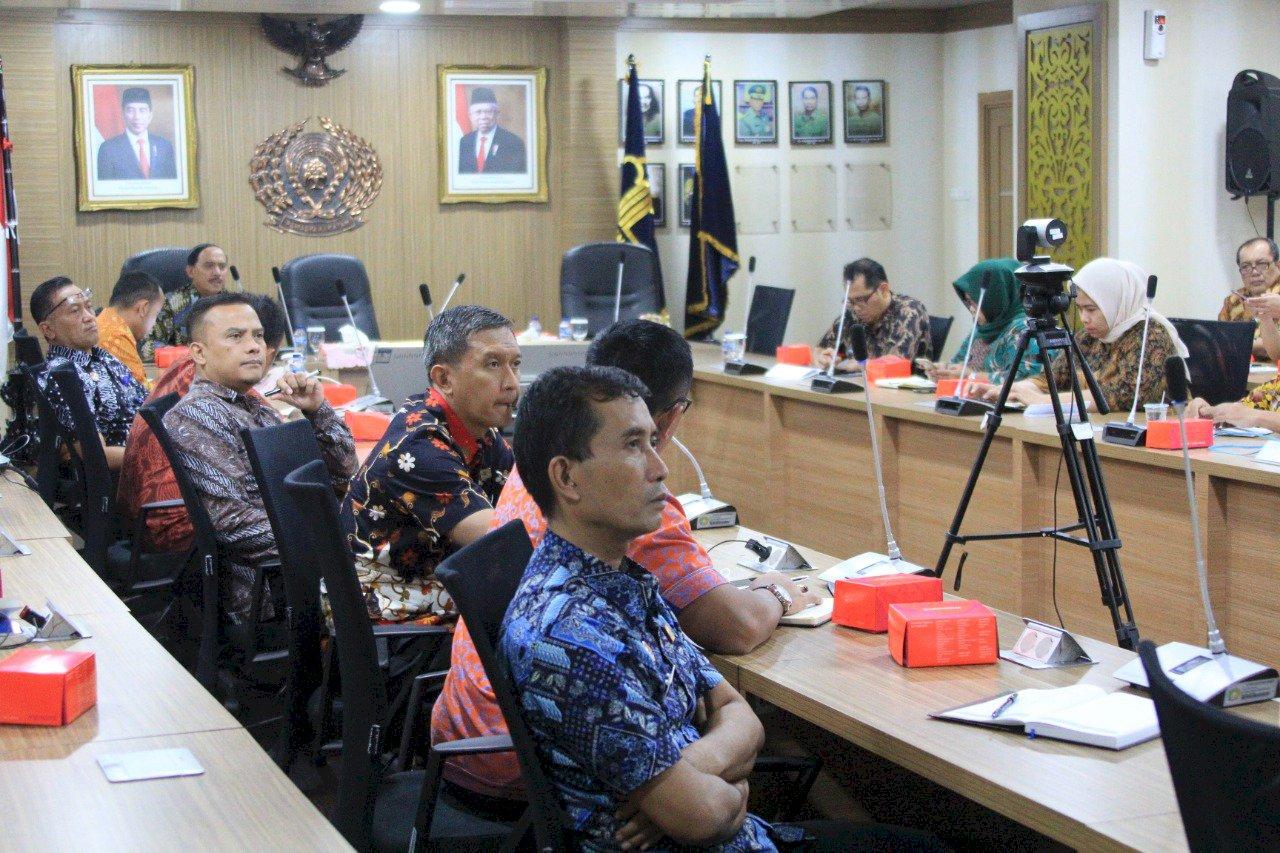 UPT Pemasyarakatan Se-Indonesia Siaga COVID-19, Blok Khusus WBP ODP dan PDP Disiapkan