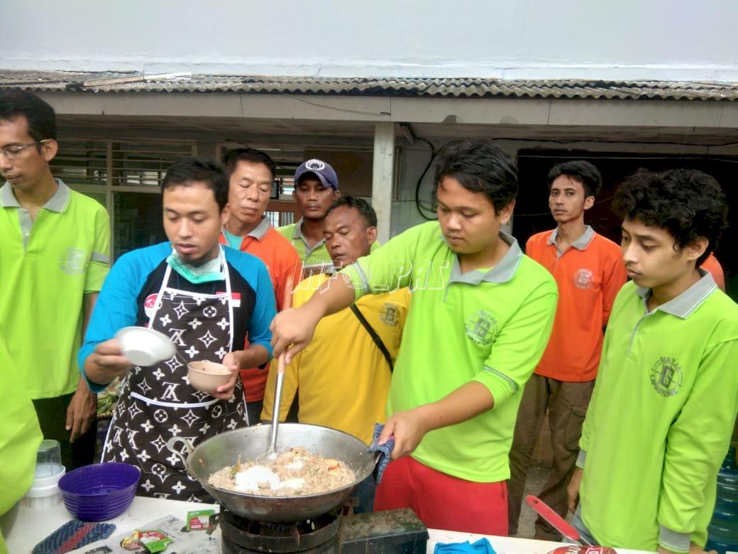WBP Lapas Tangerang Pelajari Pengolahan Hasil Ikan Lele