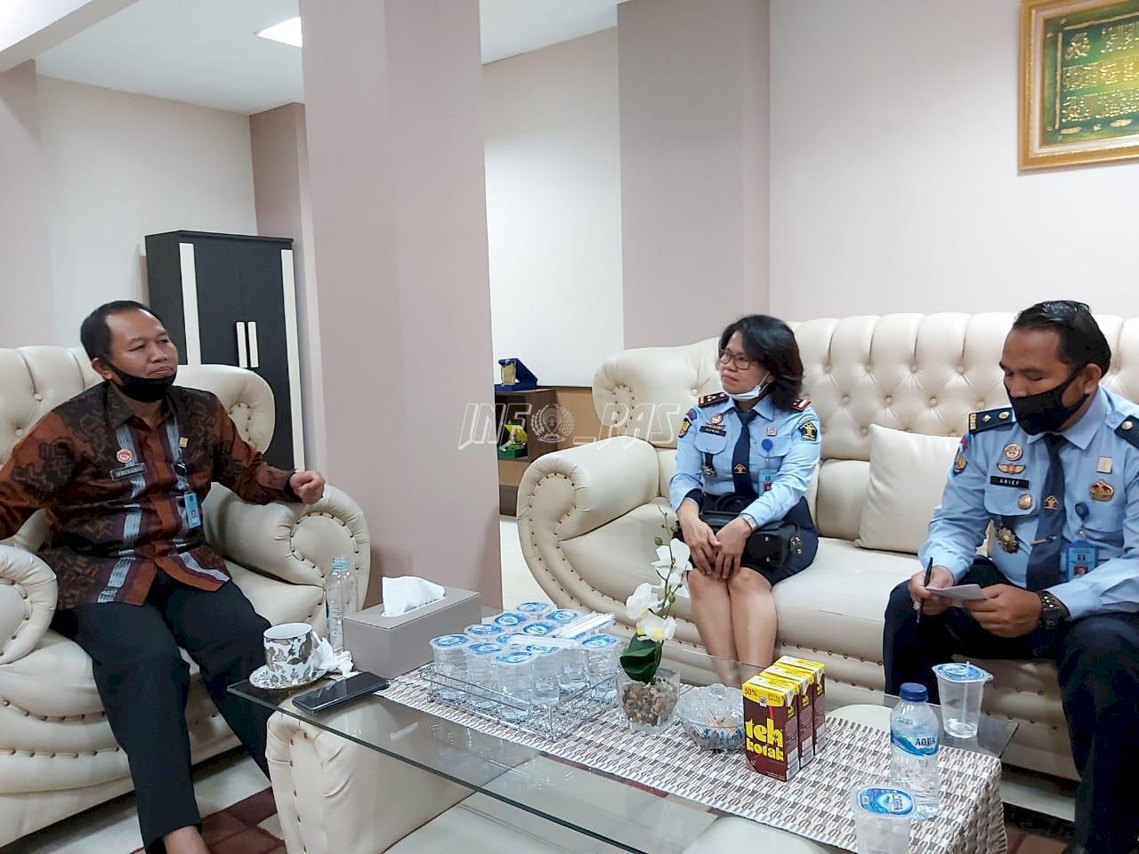 PK Harus Terus Pantau WBP Asimilasi di Rumah