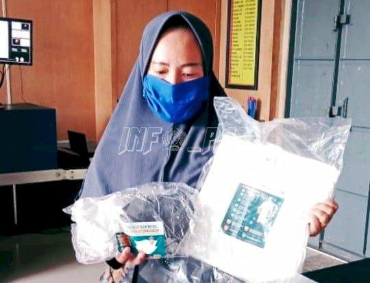 LPP Bandar Lampung Terima Bantuan APD dari FPP Indonesia