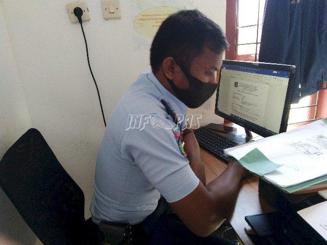 Memenuhi Syarat, Satu WBP Lapas Sukamara Diusulkan Program CB