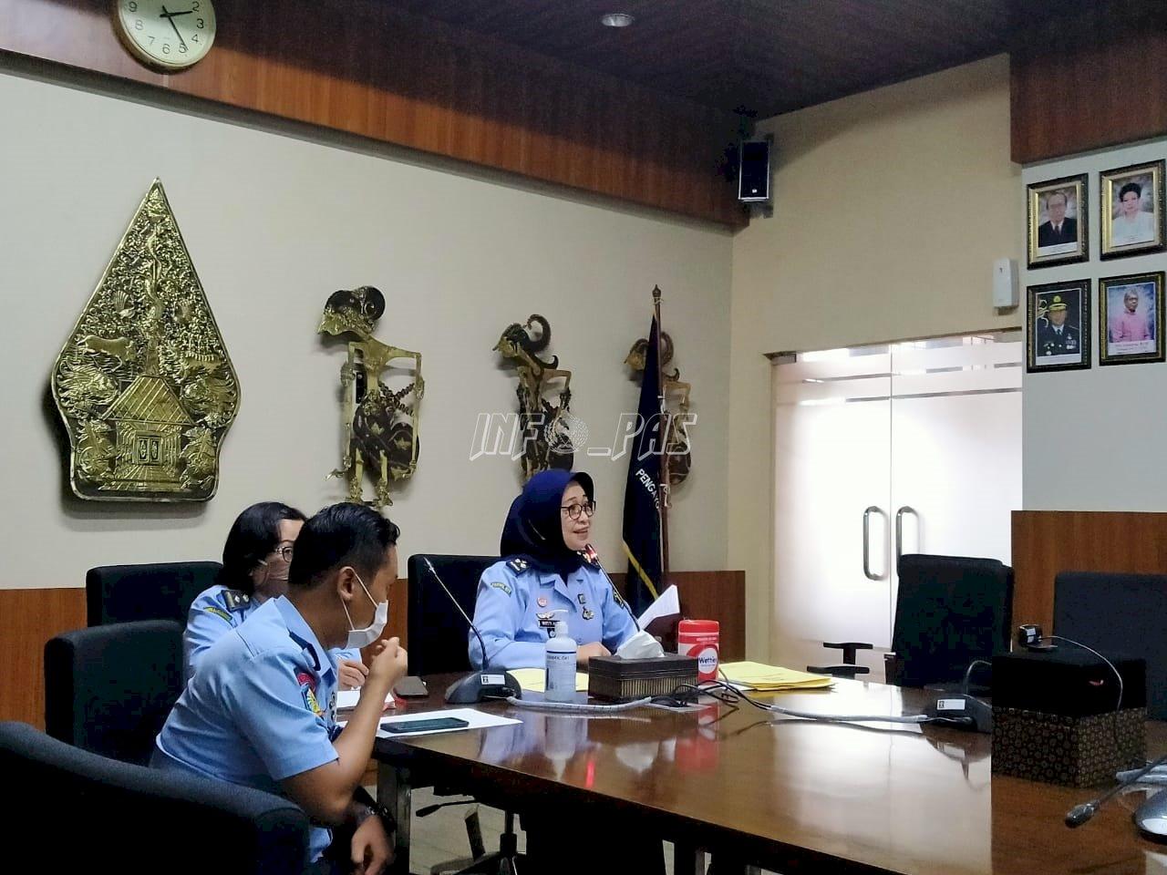 Kakanwil & Kadiv PAS DIY Bahas Pembangunan ZI & Penguatan Tusi Dengan UPT