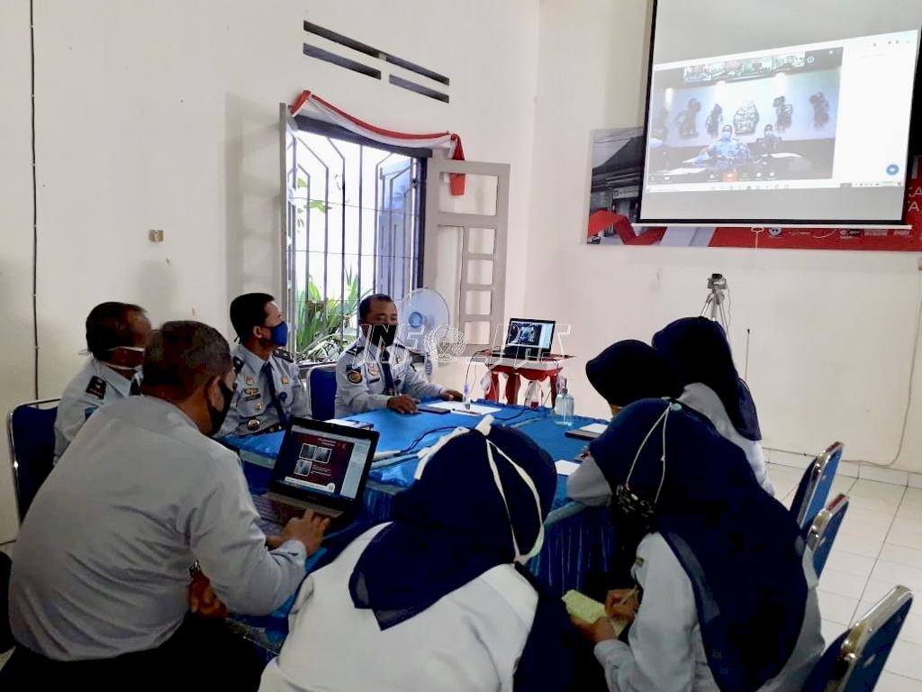 Kepala Bapas Yogyakarta Tekankan Pentingnya Integritas