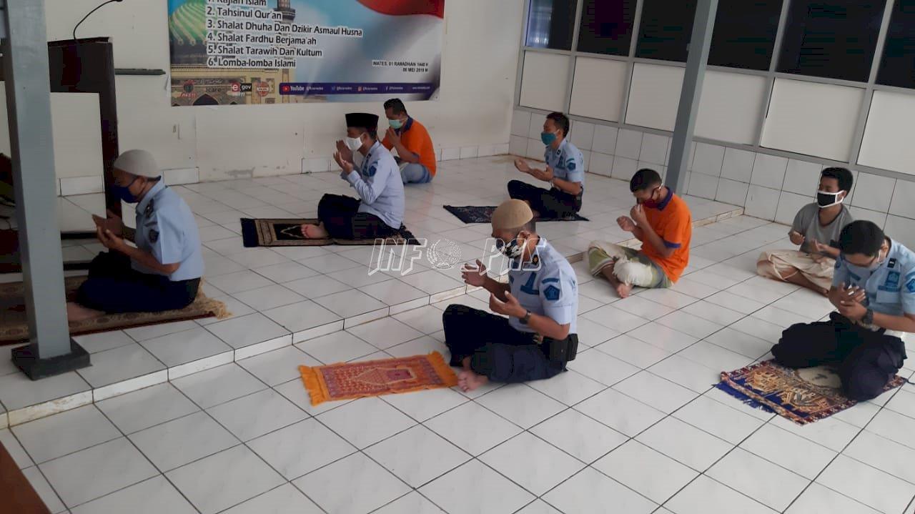 Rutan Wates Laksanakan Doa Kebangsaan & Kemanusiaan