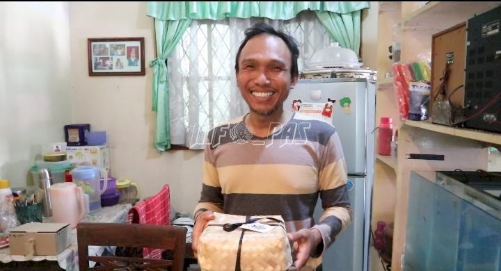 Kisah Sukses Klien Bapas Yogyakarta Rintis Usaha Kuliner