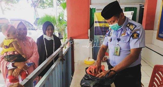 Rutan Bantaeng Buka Kunjungan Online & Penitipan Barang
