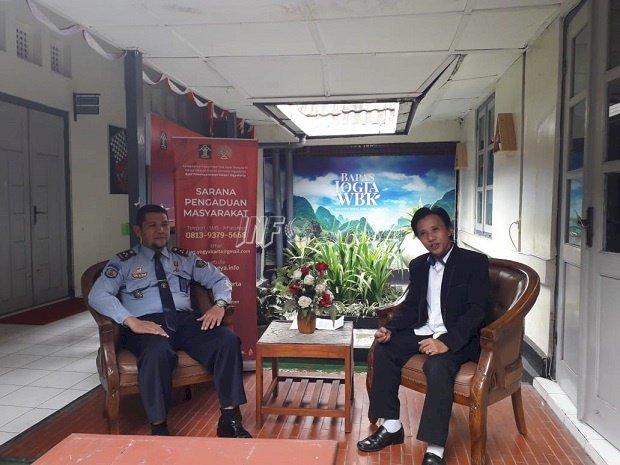 Kabapas Yogyakarta: Jangan Khawatirkan Program Asimilasi & Integrasi