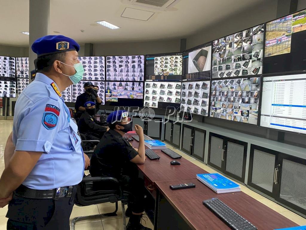 Dirjen PAS Puji Sistem Keamanan & Pembinaan Narapidana di Pulau Nusakambangan