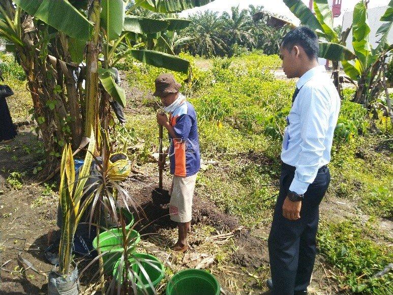 Lapas Sukamara Pastikan Kelancaran Kegiatan Kerja WBP
