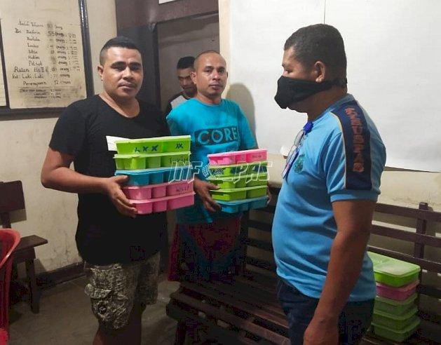 Rutan Ambon Tetap Kirim Makanan Tahanan di Luar Rutan
