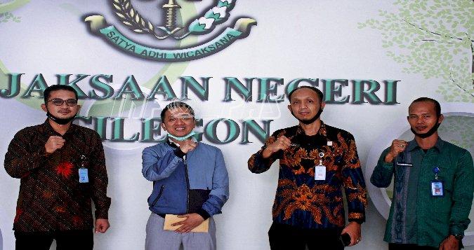 Lapas Cilegon Sosialisasikan SOP Baru Penerimaan Tahanan ke APH