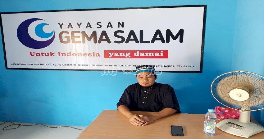 Klien Terorisme Bapas Surakarta Tebarkan Energi Positif
