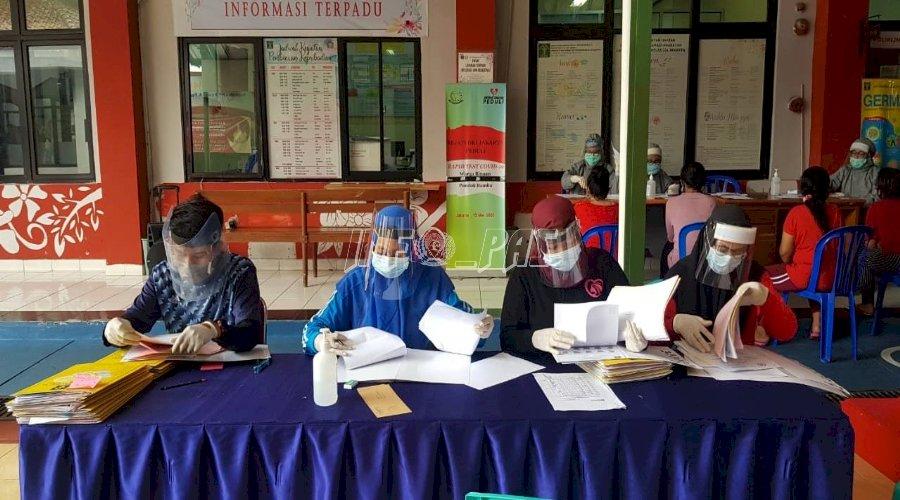 Masuki New Normal, LPP Jakarta Kembali Menerima Narapidana