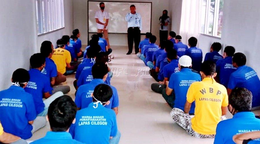 Lapas Cilegon Gelar Seminar Edukasi Rehabilitasi WBP