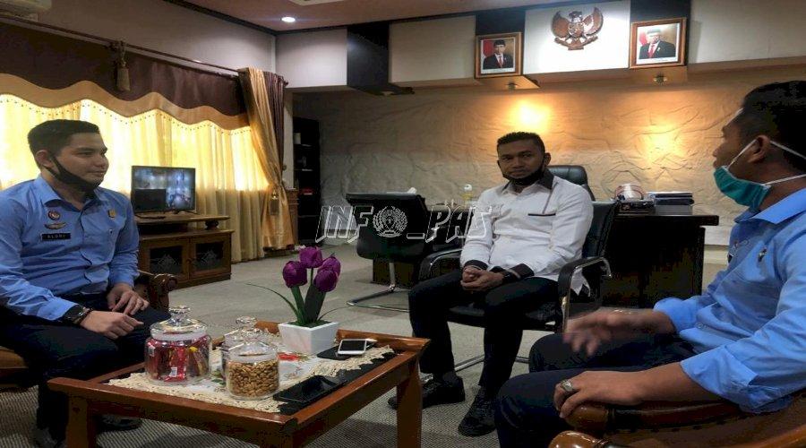 Rutan Banda Aceh Pererat Koordinasi dengan DPRA Aceh