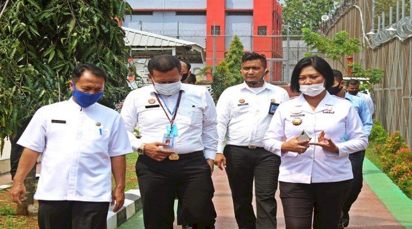 Lapas Cilegon Bersiap Jelang Pelatihan Budidaya Melon & Ikan Lele