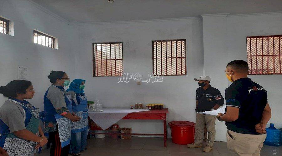Divisi PAS Maluku Pantau Kegiatan Industri LPP Ambon