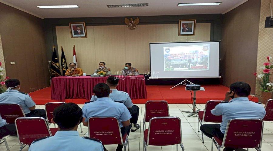 Petugas LPN Jakarta Ikuti Bimtek Polsus Bersama Polda Metro Jaya