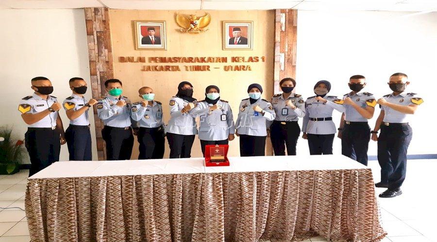 Taruna/Taruni Poltekip Rampungkan Orientasi Lapangan di Bapas Jakarta Timur-Utara