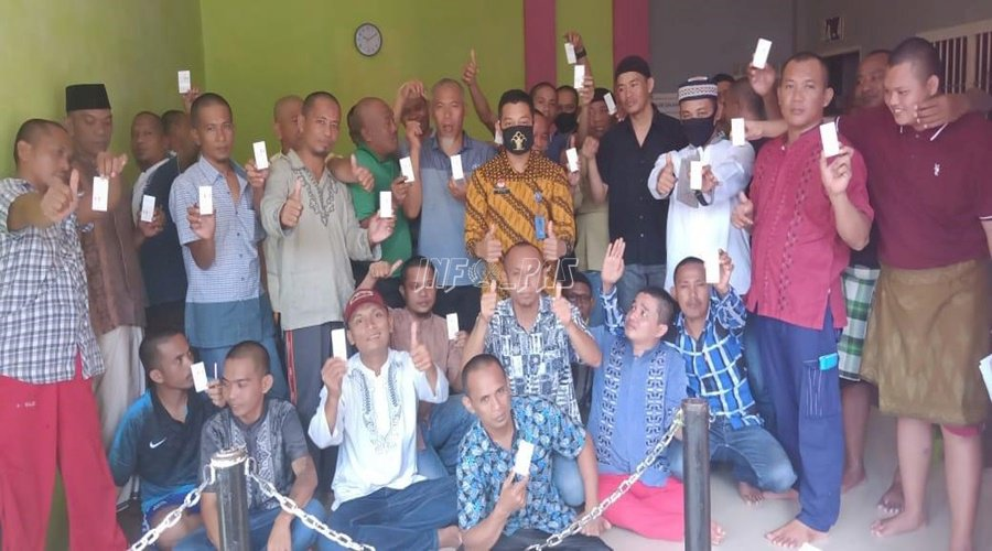 Rehabilitasi Tahap I di LPN Sungguminasa Masuki Tahap Akhir