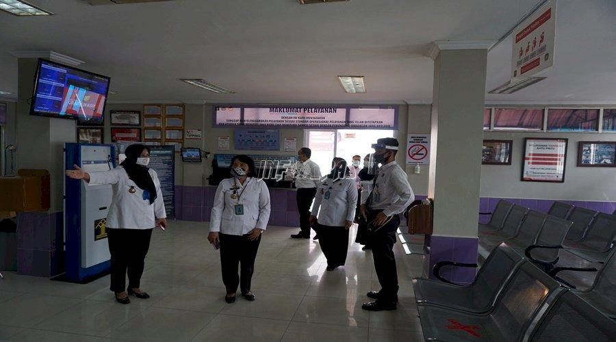 Tim Verifikasi Kanwil DKI Jakarta Nilai Pelayanan Publik di LPN Jakarta