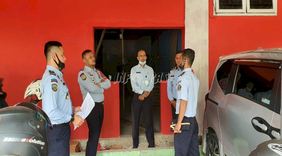 Rutan Banda Aceh Persiapkan Fasilitas Layanan Kunjungan